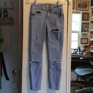 ASOS cropped jeans
